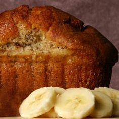 2 cups flour 2 teaspoons baking soda 1/2 cup butter or margarine 1 cup sugar 3 eggs 1/4 cup sour cream 1 3/4 cups mashed bananas (5-6) 1 tealemon juice 1/2 cup chopped walnuts (optional) 1/2 cup shredded coconut (optional) 1/2 cup chocolate chips (optional) - See more at polynesiankitchen.blogspot.com