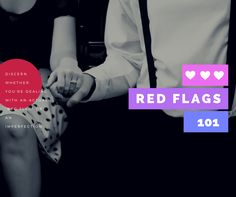 Secrets Of A Matchmaker: Secret #5: The TRUTH about #redflags. #tawkify #heartalytics #cureforthecommondate #dating #datingtips #datingadvice #matchmaker #matchmaking #singles #single