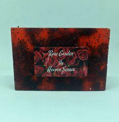 Rose garden scented soap bar by Heaven Senses by HeavenSenses on Etsy