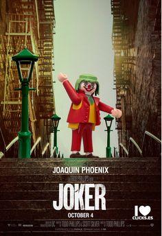 ¡Por fin es viernes! Y hoy toca Estreno de Cine. Por fin llega el esperado #Joker de Joaquin Phoenix. El regreso a los orígenes del Payacho del Crimen. #JokerMovie #iloveclickspic.twitter.com/Up9qeY0lWE Lego Film, Lego Movie, Joaquin Phoenix, Hugh Dancy, Jude Law, Gary Oldman, Hrithik Roshan, Michael Fassbender, Viggo Mortensen
