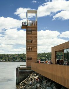 Paseo Fluvial Samuel De Champlain de Quebec, de Daoust Lestage #WoodLovers…