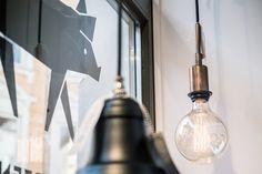#scandinavian #design #lights #piglet #black #Watt & Veke