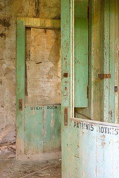 Abandoned TB Hospital - Womens Ward