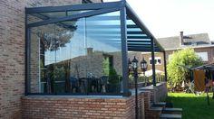652 Gumax Veranda Met Glazen Schuifdeuren