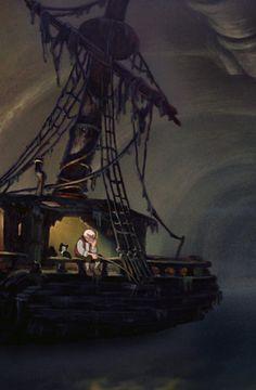 *MR. GEPPETTO ~ Pinocchio, 1940
