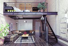 Awesome Ideas For Loft Conversion Stairs Loft Interior Design, Loft Design, House Design, Bedroom Loft, Bedroom Decor, Loft Conversion Stairs, Loft Conversions, Attic Conversion, Loft Staircase