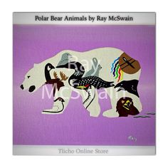 Native American Artists, Indigenous Art, Polar Bear, Nativity, Artisan, Profile, Collections, Inspired, Store
