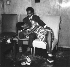 "Vintage Photo Series: ""African Love"". Photographs by Seydou Keita, Malick Sidibe and Jean Depara."