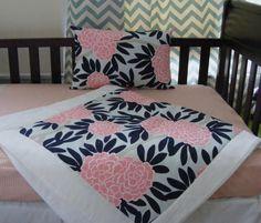 Premium Baby Bedding Blanket Cotton / by ThePincushionStore, $82.00