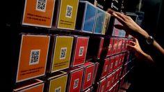 Museu da Vida - Interaction Cubes