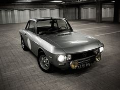 Best Shed (thewildmoose: 1972 Lancia Fulvia)