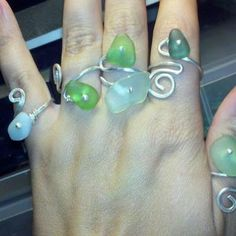 One of a Kind Jewelry for One of a Kind You: Sea Glass Jewelry