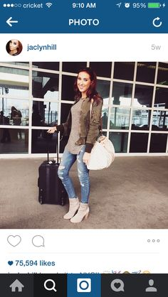 Jaclyn Hill outfit ideas