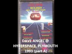 dave angel @ obsession hyperspace plymouth 1993 side A