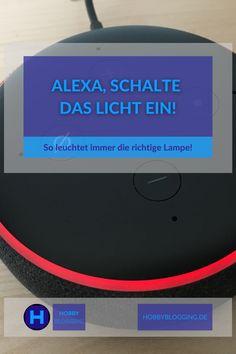 Mit diesem Trick schaltet Alexa immer das richtige Licht ein, ohne dass du ihr sagen musst, welches du meinst. Hast du Lust auf Alexa Tricks? Dann schaue bei mir im Blog vorbei und lass dich inspirieren. Fast alle Tricks kannst du sofort und ohne Hilfsmittel umsetzen! Amazon Echo | Amazon Echo Dot | Amazon Echo Dot Tips | Amazon Echo Show | Amazon Echo Show Tips | Amazon Echo Dot Tricks | Amazon Echo Studio