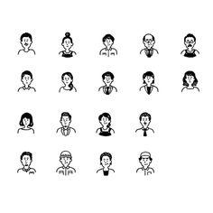 表紙イラストを担当してます😊 . 進研ゼミ中学講座 /保護者通信中3 2018 夏 . . #イラストレーション #図解 #ピクトグラム #インフォグラフィック #イラストレーター #キャラクター #アイコン #高校受験 #pictogram #Illustration… Portrait Illustration, Illustration Sketches, Illustrations And Posters, Character Illustration, Digital Illustration, Simple Wedding Cards, Black And White Cartoon, Art N Craft, Cartoon Faces