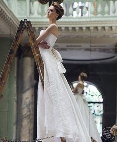 Casamento - Vestido de Noiva: Wanda Borges (Foto: Tinko Czetwertynski)