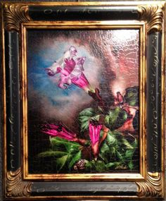 """Datura"" by Scott Peck available at Columbine Gallery on Amazon Fine Art"