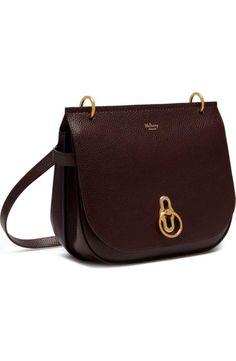 446e1b8645b Mulberry Amberley Leather Crossbody Bag Mulberry Satchel, Satchel Purse,  Satchel Handbags, Leather Crossbody