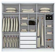 34 Ideas bedroom wardrobe layout ideas for 2019 Wardrobe Design Bedroom, Master Bedroom Closet, Bedroom Wardrobe, Wardrobe Closet, Built In Wardrobe, Wardrobe Interior Design, Sliding Wardrobe, Bedroom Cupboard Designs, Bedroom Cupboards