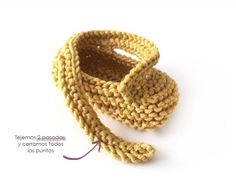 Gestrickte Babyschuhe - Strumpfband-Ballerinas [ EASY Pattern & Tutorial ] Source by . Baby Booties Knitting Pattern, Baby Boy Knitting Patterns, Baby Shoes Pattern, Beginner Knitting Patterns, Shoe Pattern, Knitting For Beginners, Hand Knitting, Knit Baby Shoes, Crochet Baby Booties