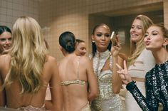 """""""The Best Met Gala Party Of All? The Ladies' Bathroom Of Course"""" —Vogue 
