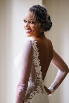 The-most-beautiful-bride-photo #wedding #weddingdress #veil