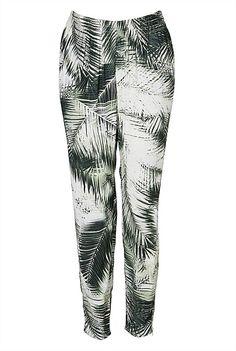 Viscose Printed Pant #witcherywishlist