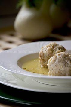 Le ricette del bimby e....molte altre! *CRI*: CANEDERLI AL FINOCCHIETTO SU CREMA DI PATATE E FINOCCHIO per l' #MTC44