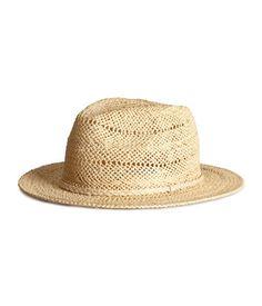 H&M Straw Hat $9.95