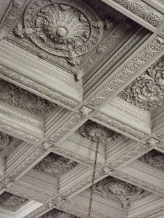Palace of Versailles - Even the Ceilings are Ornate Amazing Architecture, Art And Architecture, Architecture Details, Architecture Interiors, Ceiling Decor, Ceiling Design, Ceiling Ideas, Bedroom Ceiling, Chateau Versailles