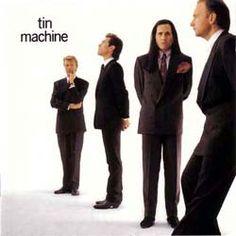 Tin Machine by Tin Machine (a David Bowie Band)