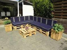 Patio Furniture Made From Pallets diy patio furniture from pallets | for the home | pinterest