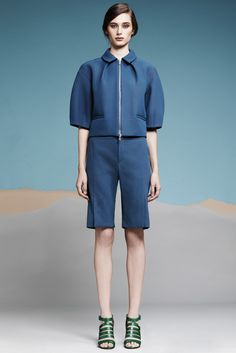 Araks Spring 2014 Ready-to-Wear Fashion Show