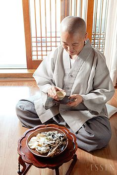 Wisdom found in Korean Buddhist temple food