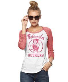 LOVE!!   Nebraska Cornhuskers Women's Jersey