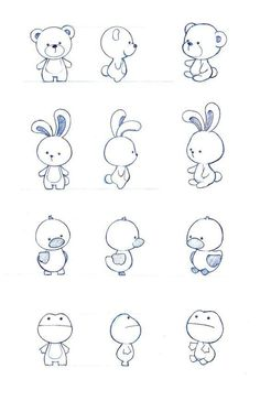 Character design by : simple cartoon drawings, simple animal drawings, simple Doodle Sketch, Doodle Drawings, Easy Drawings, Simple Animal Drawings, Simple Cartoon Drawings, Tier Doodles, Cute Doodles, Cute Doodle Art, Drawing Tips