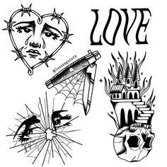 13 Tattoos, Subtle Tattoos, Black Ink Tattoos, Mini Tattoos, Body Art Tattoos, Small Tattoos, Sleeve Tattoos, Tattoos For Guys, Tattoo Sketches
