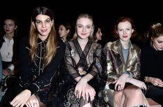 Bianca Brandolini D'Adda Photos - Valentino : Front Row  - Paris Fashion Week Womenswear Fall/Winter 2016/2017 - Zimbio