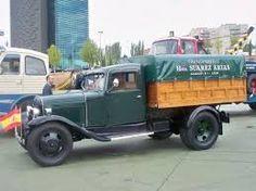 Resultado de imagen de camiones de repartoantiguos