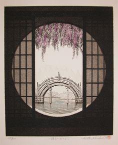 Shoji - Wisteria Garden Norikane