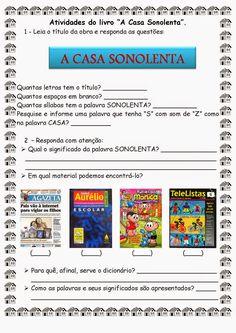 Er 5, Printables, Education, School, Books, Walt Disney, Blue, Pasta, Summer