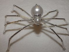 Handmade Legend of the Christmas Spider Ornament - Free Shipping