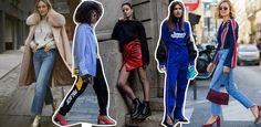 Sprawdźcie kogo śledzić na Instagramie w 2017! Adidas Jacket, Athletic, Jackets, Tops, Fashion, Down Jackets, Moda, Athlete, Fashion Styles