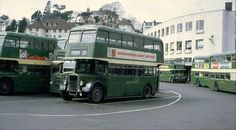 bournemouth bus | Bournemouth Bus Station 1968