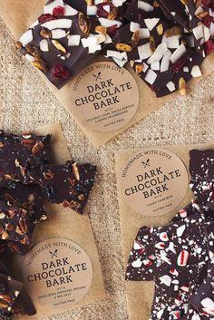 How-to Make Chocolate Bark // Beth Manos Brickey // tasty-yummies.com