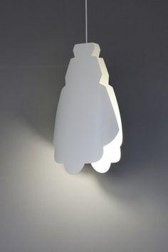 Magdaléna Vojteková, světlo inspirované ověsem, lights, product design, zdroj: Magdaléna Vojteková #czechdesign #design