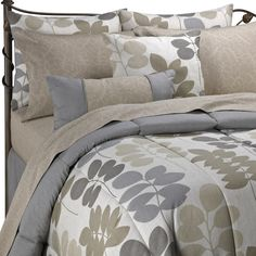 like this bedding from Bed Bath and Beyond