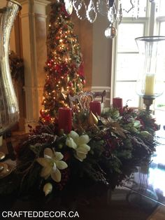 crafteddecorca contact us for more info and decorating services - Christmas Decorating Services