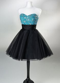 Homecoming Dress,Tulle Homecoming Dress,Cute Homecoming Dress,Homecoming Dress,Short Prom Dress,Black Homecoming Gowns,Beaded Sweet 16 Dress